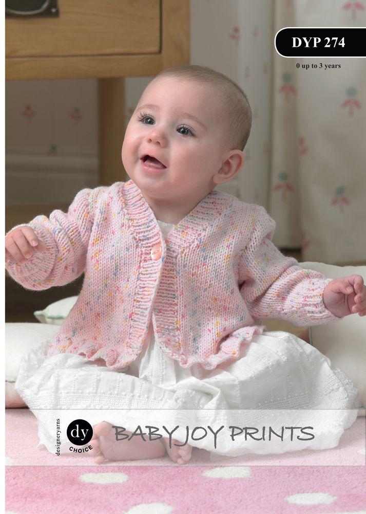 Dy choice baby joy dk cardigan blanket knitting pattern to fit 0 dyp274 dy choice baby joy dk cardigan blanket knitting pattern to fit 0 to 3 years dt1010fo